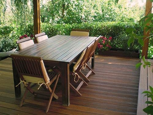 Matteo scarabello pavimenti e parquet in legno da esterni