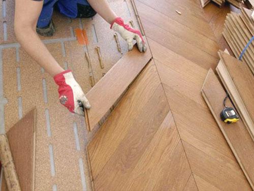 Matteo scarabello pavimenti e parquet in legno laminati - Posare parquet flottante su piastrelle ...