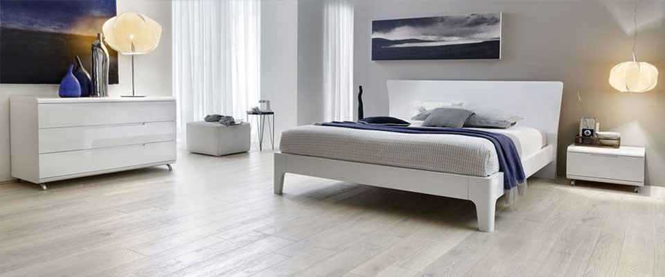 Matteo scarabello pavimenti in legno e parquet a padova - Camera da letto rovere ...