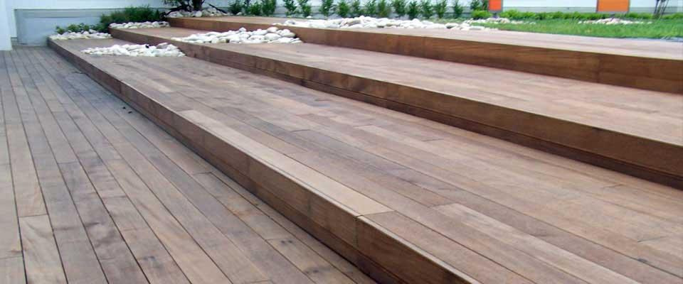 » Pavimento da esterno legno